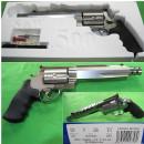 タナカ ガスリボルバー S&W M500 PC6.5inch マグナム
